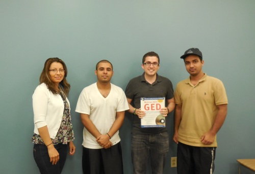 GED Class Spring 2013