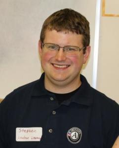 AmeriCorps Member - Stephen 2013-2014